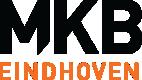 Logo MKB Eindhoven MKB zwart Eindhoven oranje